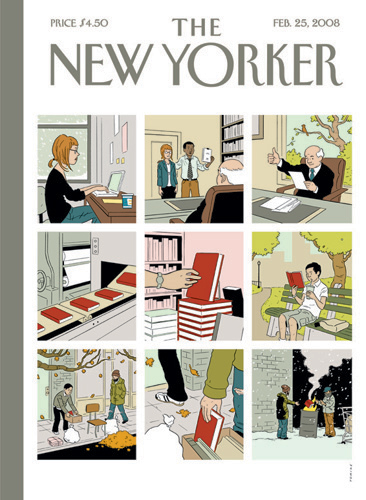 (c) Adrian Tomine, The New Yorker